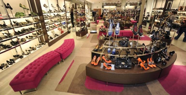 Магазины обуви принимающие карту «Халва»