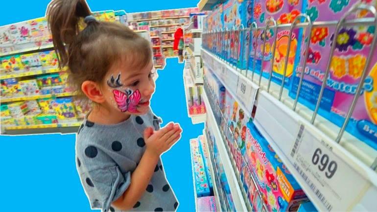 Покупка по карте «Халва» в «Детском мире»